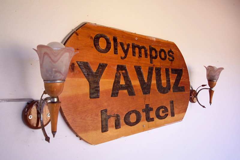 Pension Yavuz Cirali